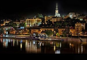 Belgrade_at_night
