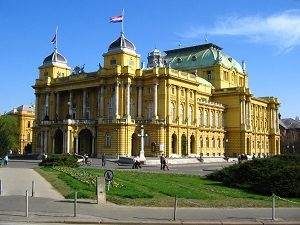 Zageb_Croatian_National_Theater