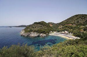 Mikri ammos beach-Syvota