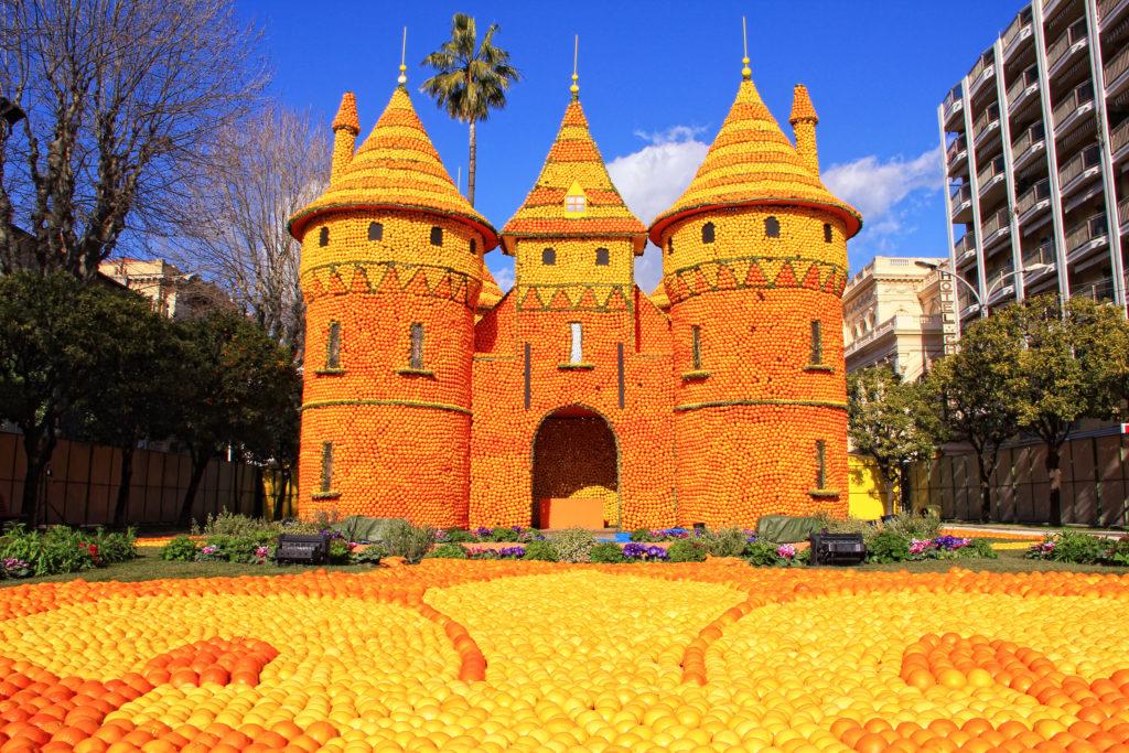 la festa del Limone di Mentone - Turismo Informazioni ...
